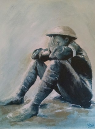 The foresaken soldier