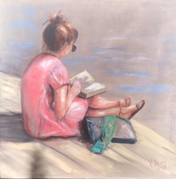 Reading in Sun