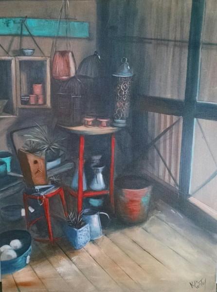 Ajanta goodies paintings by Kylie van Tol